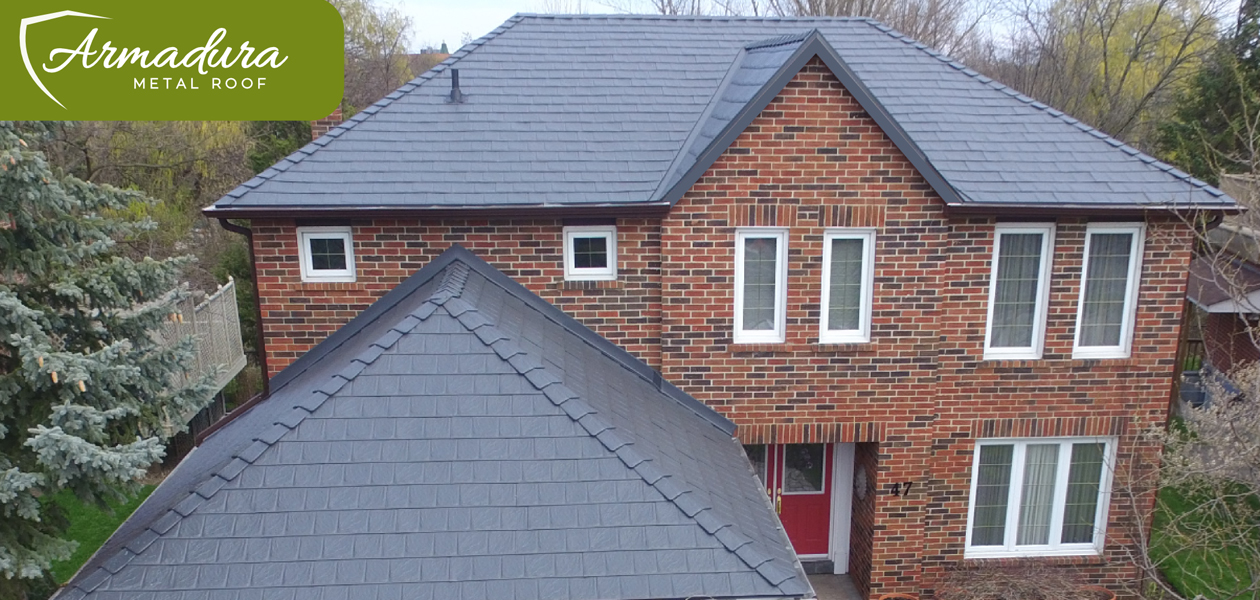 Canadian Made Roofing grey - Toronto, Ontario Solaris